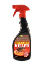 Buysmart Tick & Flea Killer - 750ml Trigger Spray